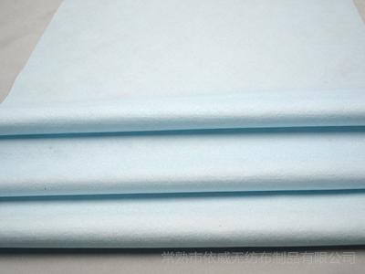 超细纤维无纺毛巾布